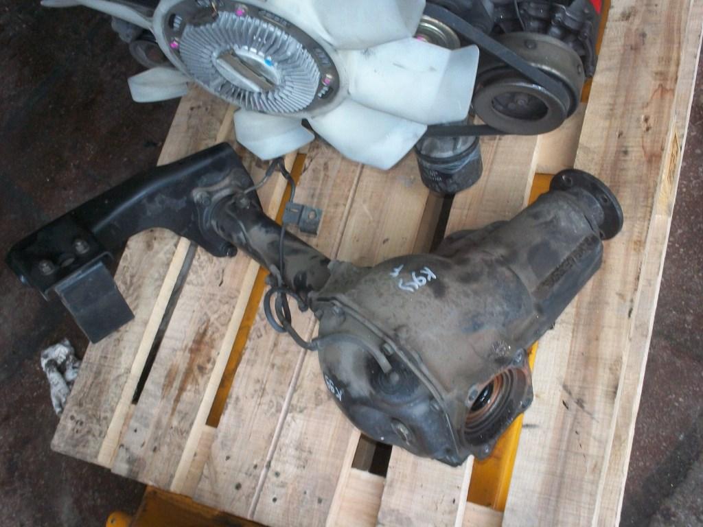 купить передний редуктор митцубиси челленджер ремонт, моддинг автомобиля